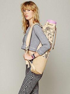 Want the yoga bag