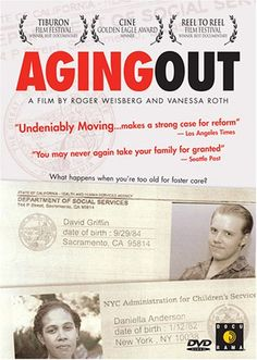 AGING OUT....a documentary that will have you reeling! The government WANTS foster kids to stay in the system until they are 24!!! These young adults want out,but if they go 'AWOL' they are taken to juvenile jail.This is incredulous!!! MORE SS Nazi action going on in America.