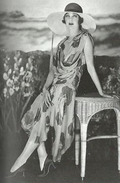1920's Fabulous outfit!