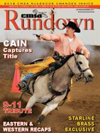 The fastest-growing equestrian sport in America... COWBOY MOUNTED SHOOTING, baby!