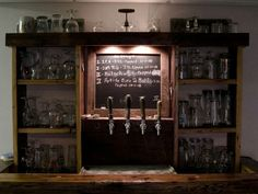 Keezer Bar