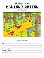 Engaging C.I. Reading Activity for Spanish I-III  This reading is designed to help teachers provide quality comprehensible input when they have a substitute. Students can read this familiar tale and demonstrate understanding at several levels. Uses high frequency vocabulary. Includes dictionary, vocabulary analysis, a grammar teaching guide and comprehension questions. Take advantage of the fairy tales
