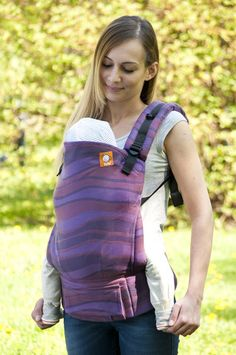 Didymos Waves Elder TULA BABY CARRIER
