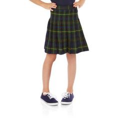 George Girls' School Uniform Long Sleeve Polo Shirt, Size: XS (4/5 ...