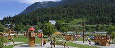 Spielplatz in Achenkirch-Nord © Tourismusverband Achensee