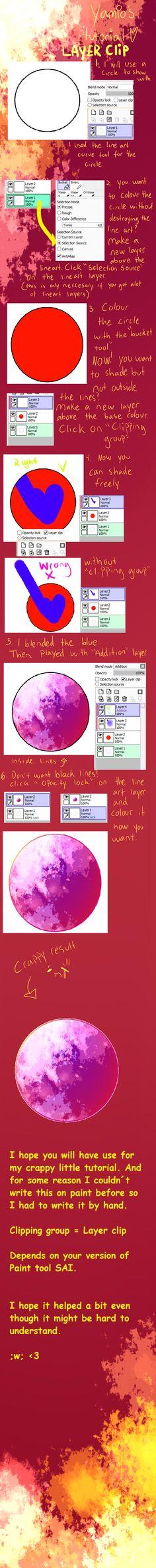 PTS tutorial Layer clip by Yamio.deviantart.com on @DeviantArt