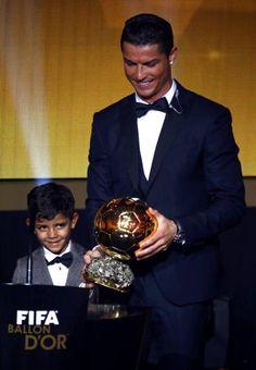#Ronaldo ha vinto il #pallonedoro