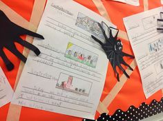 Diary of a Spider Journal Entries