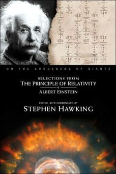 The Principle of Relativity (On the Shoulders of Giants Series) by Albert Einstein, Stephen Hawking