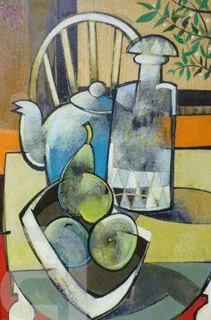 Fruit Bowl - Geoffrey Key