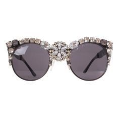 Miss Monroe Sunglasses By Coco Lane Couture ❤ liked on Polyvore featuring accessories, eyewear, sunglasses, glasses, jewels, couture eyewear and couture sunglasses