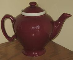 I have this teapot..Vintage McCormick with infuser