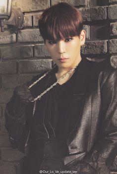 Himchan - B.A.P (don't look at me like that...) Korean Wave, Korean Men, Himchan, Youngjae, Korean Singer, Kpop Groups, Kpop Boy, Jung Daehyun, Eric Nam