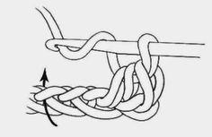 TARTALOMJEGYZÉK     1. Mielőtt belevágnánk   2. Ragadjunk tűt   3. Kezdjük az elején   4. A láncszem készítése (rövidítése LSZ)   5. ...