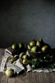 Pratos e Travessas: Doce de pêra e limão # Pear and lemon jam | Food, photography and stories