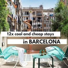 cool and cheap stays in Barcelona, Spain, low budget Barcelona - Map of Joy Barcelona Guide, Barcelona Hotels, Barcelona Spain, Vacation Club, City Break, Travel Tips, Budget Travel, Spain Travel, Wanderlust Travel