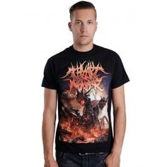 Thy Art Is Murder - Cover - T-Shirt - Merchandise Online Shop - Impericon.com France