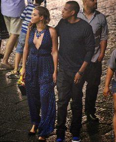 Stylish Starlets: Street Style: Beyonce & Jay