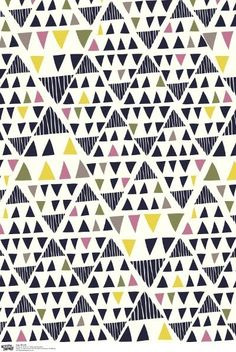pattern {50s fabric}