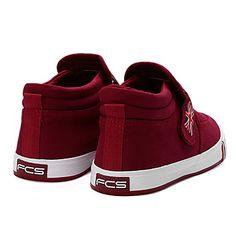 Sapatos Masculinos - Tênis Social - Preto / Azul / Vermelho - Courino - Casual de 2218160 2016 por R$95,21