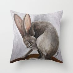 Jackrabbit Throw Pil