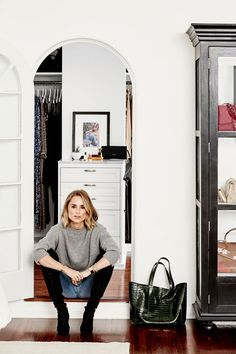 Step Inside the Dream Closet of Fashion Designer Anine Bing via @WhoWhatWear
