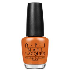 Burnt Orange Is the Official Nail Color of Fall 2017 - Coveteur
