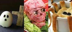 Tons of cute Halloween recipe ideas!!!