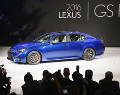 The 2016 Lexus GS F is designed to commute just as well as it can hit laps at the race track.