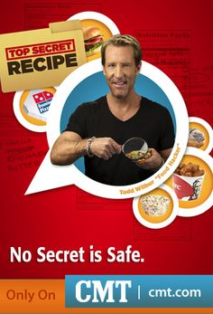 Todd Wilbur's Top Secret Recipes :: Creating Original Clone Recipes of America's Favorite Foods since 1987