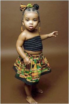 42 Kinky hairstyles for your little black princess - Toddler hairstyles - Baby Baby Kind, Pretty Baby, Baby Love, Fashion Kids, Baby Girl Fashion, African Fashion, Beautiful Black Babies, Beautiful Children, Cute Kids
