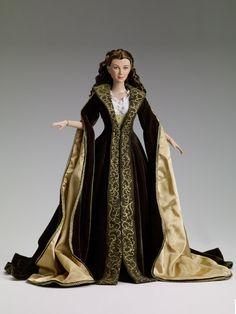 Dressing Gown...Scarlett
