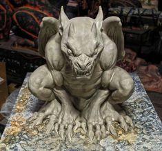 Distortions Unlimited Gothic Gargoyle Ver. 2 by SkinStripper.deviantart.com on @deviantART