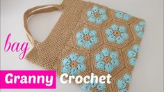 crochet step-by-step bag - YouTube