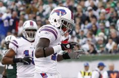 Stevie Johnson, Buffalo Bills