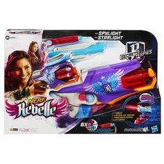 Juguete NERF REBELLE SPYLIGHT Precio 20,12€ en IguMagazine #juguetesbaratos