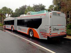 Disney Transport Articulated Bus   Flickr - Photo Sharing!