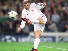 Zidane Volley 2002 Champions League Final