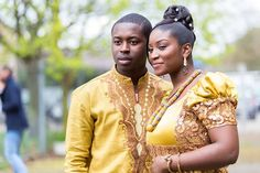 Ghanaian traditional marriage