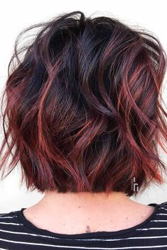 Super hair color ideas for brunettes with red copper ideas – Hair – Hair is craft Hair Color Auburn, Hair Color Dark, Ombre Hair Color, Hair Color Balayage, Cool Hair Color, Brown Hair Colors, Balayage Highlights, Auburn Red, Color Red