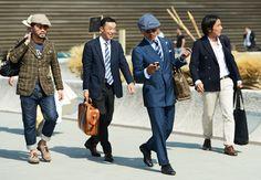 Tommy Ton's Street Style: Pitti Uomo in Florence | GQ MATCHESFASHION.COM #MATCHESFASHION #MATCHESMAN
