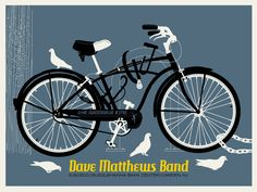 GigPosters.com - Dave Matthews Band