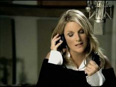 Music video by Trisha Yearwood performing This Is Me You're Talking To. (C) 2008 Big Machine Records, LLC All Rights Reserved Country Music Videos, Country Music Artists, Country Music Stars, Country Songs, Sound Of Music, Kinds Of Music, Music Love, Good Music, 80s Music