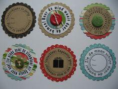 Margriet Creatief: Sinterklaas-stempels