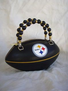 Pittsburgh Steelers~steelers purse