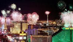 New Year's Eve in #Vegas