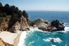 McWay Falls, Coastal California
