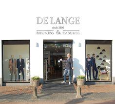 De Lange Business & Casuals Huizen - fashion dichtbij - Locals United