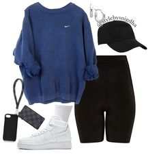 Cute Comfy Outfits, Lazy Outfits, Teen Fashion Outfits, Teenager Outfits, Swag Outfits, Dope Outfits, Retro Outfits, Simple Outfits, Outfits For Teens