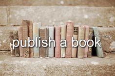 publish a book.